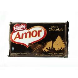 GALLETA WAFER SABOR A CHOCOLATE ( 175G)