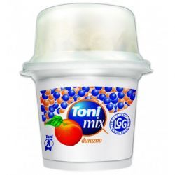 YOGURT TONI MIX DURAZNO (190 GR)