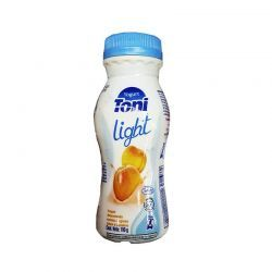 YOGURT TONI LIGHT DURAZNO (190 GR)