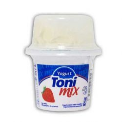 YOGURT TONI MIX FRUTILLA (190GR)