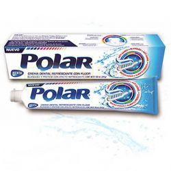 POLAR CREMA DENTAL CON FLÚOR 75ml