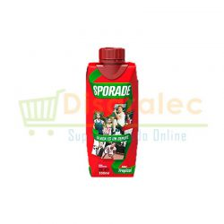 SPORADE TROPICAL TETRAPACK 330ML