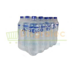 AGUA CIELO SIN GAS PACK 15X625ML