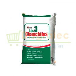 MANTECA VEGETAL COMESTIBLE 3 CHANCHITOS 1 LIBRA