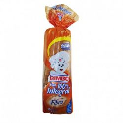 BIMBO PAN INTEGRAL (600 GR)